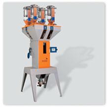 Gravimetrijski i volumetrijski dozatori i mešači za aditive